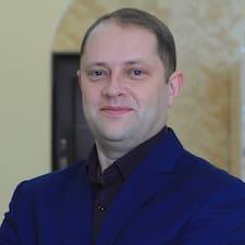 Användarprofil för Анатолий