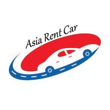 아시아렌터카 - Uživatelský profil