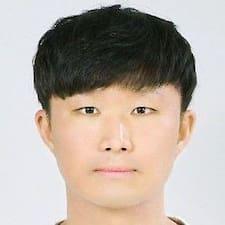 Byeonghun felhasználói profilja