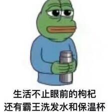 财 felhasználói profilja