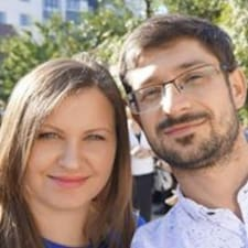 Natalia And Sergiu User Profile