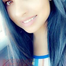 Taslima felhasználói profilja