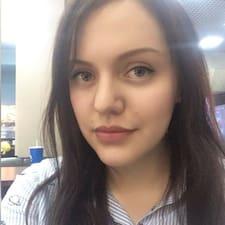Henkilön Ольга käyttäjäprofiili