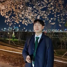 Profil utilisateur de Jaeyoon