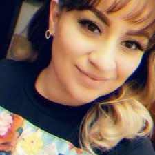 Dariana felhasználói profilja