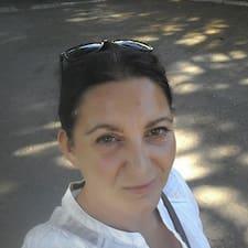 Profil Pengguna Murielle