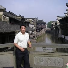 Profil utilisateur de Jianguang