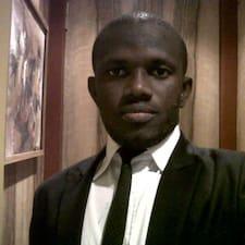 Profil Pengguna Koffi Franck