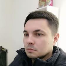 Kosta User Profile