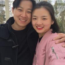 Profilo utente di Xinli&Jun
