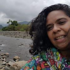 Maira Alejandra User Profile