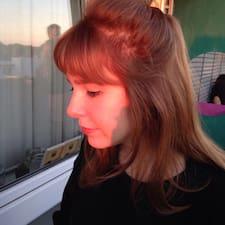 Joline felhasználói profilja