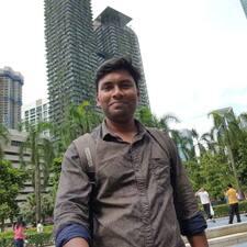 Användarprofil för Dhanasekaran