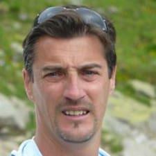 Profil uporabnika Fabrice