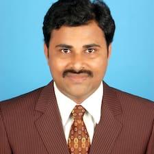 Ashok Vardhan Reddy User Profile
