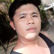 Profil utilisateur de Peter John