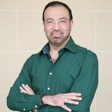 Profil Pengguna Ahmed