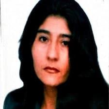 Ana Cecilia felhasználói profilja