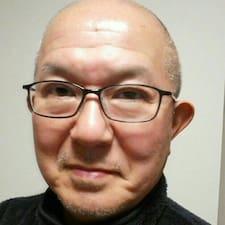 Hidehiko felhasználói profilja