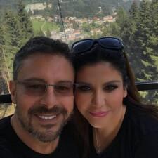 Gilad & Ariana Brukerprofil