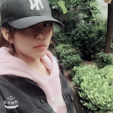 Miya felhasználói profilja