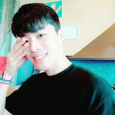 Профіль користувача Jin Wook