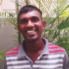 Trishan User Profile