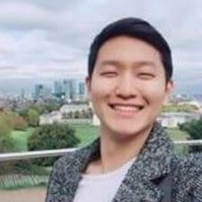 Jaewoo User Profile