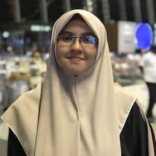 Nutzerprofil von Nur Fatinah Jannah