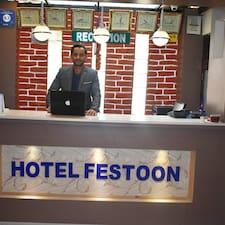 Festoon User Profile