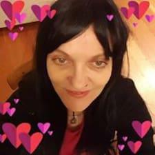 Leela felhasználói profilja