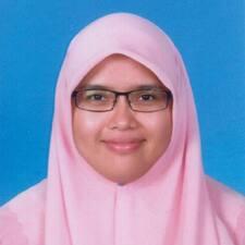 Profil utilisateur de Raihan Aini