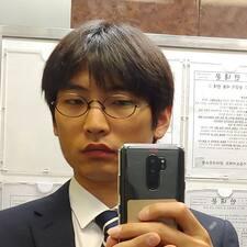 Профиль пользователя Sangmin