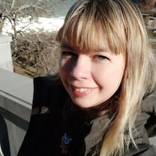 Profil Pengguna Volha/ Ольга