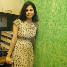 Risha - Uživatelský profil