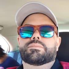 Profil utilisateur de Cledson Santos