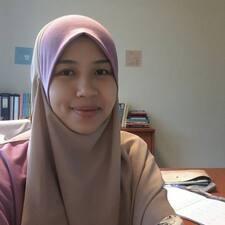 Madihah User Profile