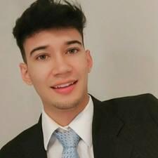 Profil utilisateur de Gabriel Eliabe