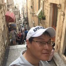 Sang-Keun User Profile