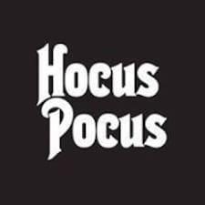 Профиль пользователя Hocus
