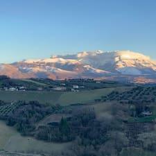 Henkilön Abruzzo Borgo käyttäjäprofiili