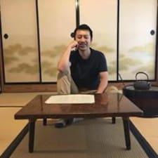 Henkilön Tomohiro käyttäjäprofiili