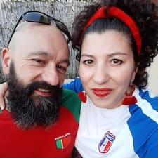 Profil utilisateur de Stéphanie & Carlos
