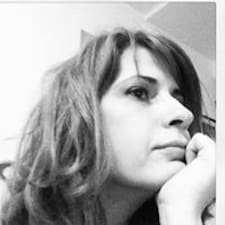 Ioana felhasználói profilja