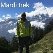 Perfil do utilizador de Prem Raj