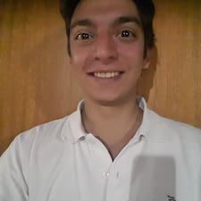 Henkilön Juan Pablo käyttäjäprofiili