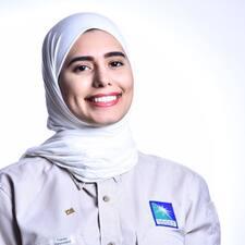 Fatemah User Profile