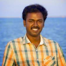 Профиль пользователя Siva Chairma Prabhu