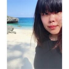 Perfil do usuário de Huimei