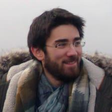 Baptiste felhasználói profilja